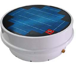 Sentinel II LP Solar Roof Pump